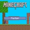 Minecraft Steve Run