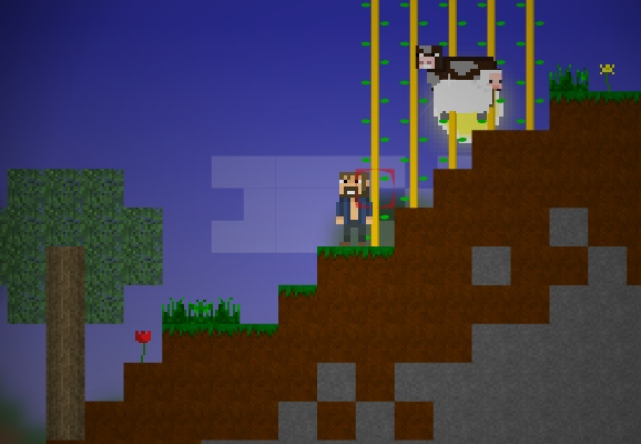 Mine Blocks - Slay Sheep And Cow